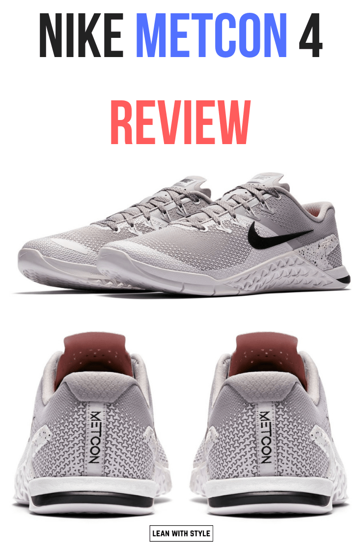 Nike Metcon 4 Review – A Deadlifters
