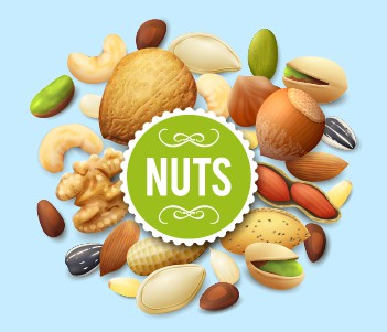 13.Nuts and seeds