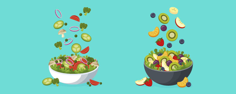 5.Healthy Foods to Eat