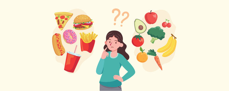 9.Combine Eating Healthy with Healthy Life Choices