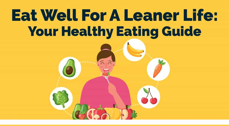 Eat Well For A Leaner Life Your Healthy Eating Guide